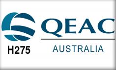 OEC ผ่านการรับรองของ QEAC ประเทศออสเตรเลีย